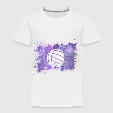 Volleyball Team Kids Teen Adult Sport Gift Idea - Toddler Premium T-Shirt