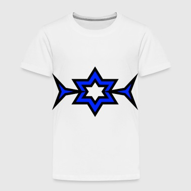 Starlight black blue #1 - Toddler Premium T-Shirt