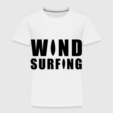 Wind Surfing - Windsurfers - Toddler Premium T-Shirt