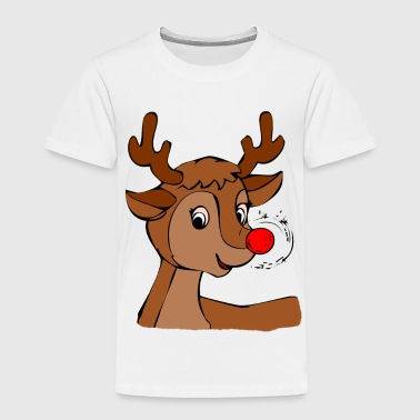 reindeer - Toddler Premium T-Shirt