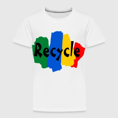 recycle - Toddler Premium T-Shirt