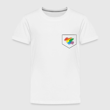 pocket - Toddler Premium T-Shirt