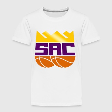 sac logo gold - Toddler Premium T-Shirt
