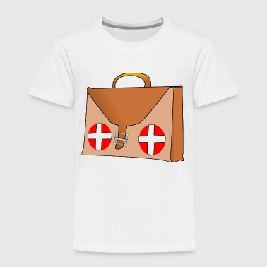 first aid - Toddler Premium T-Shirt