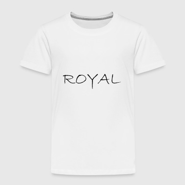 Royal - Toddler Premium T-Shirt