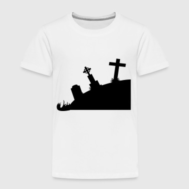 Tombstones - Toddler Premium T-Shirt