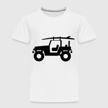 Jeep Jeep - SUV - Toddler Premium T-Shirt