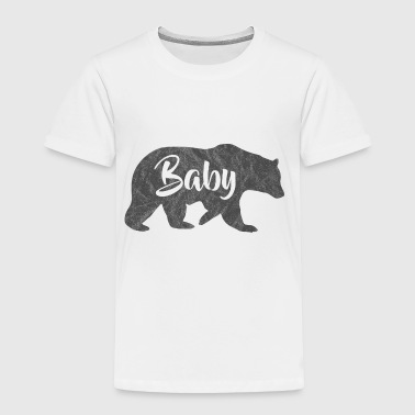 baby baer washed out - Toddler Premium T-Shirt
