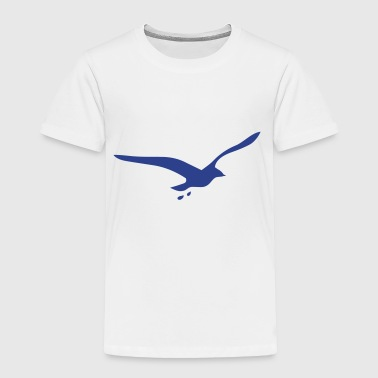 seagull - Toddler Premium T-Shirt