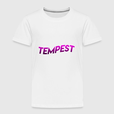 Tempest FIRE TEMPEST MERCH! - Toddler Premium T-Shirt