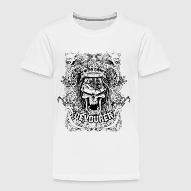 Devourer - Toddler Premium T-Shirt