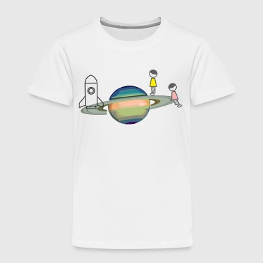 landed - Toddler Premium T-Shirt