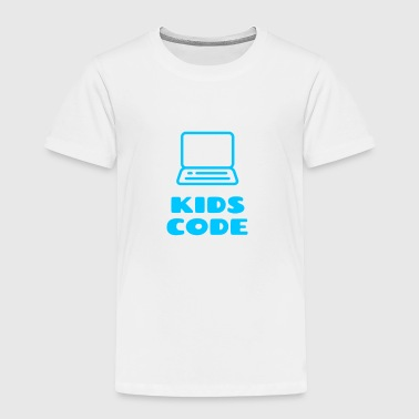 Code Blue Kids Code blue - Toddler Premium T-Shirt