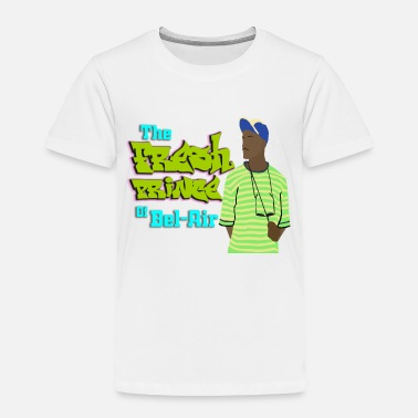 Prince The Fresh Prince of Bel Air - Toddler Premium T-Shirt