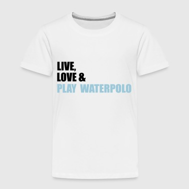 waterpolo - Toddler Premium T-Shirt