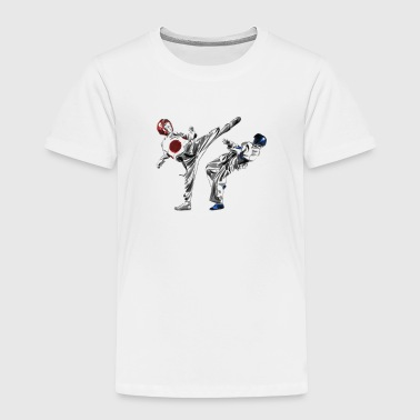 taekwondo - Toddler Premium T-Shirt