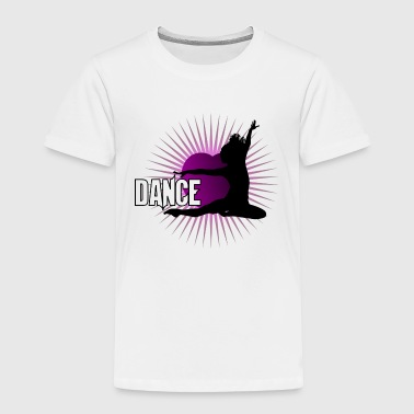Dance Burst - Toddler Premium T-Shirt
