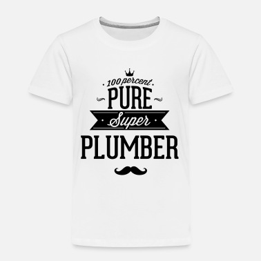 Tube 100 percent pure super plumber - Toddler Premium T-Shirt