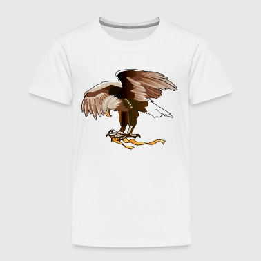 Eagle Head Eagle - Toddler Premium T-Shirt