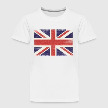 Great Britain flag - Toddler Premium T-Shirt