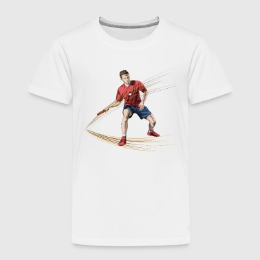 Table tennis - Toddler Premium T-Shirt