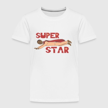 Tank Superstar Old School Mel Farr Superstar Detroit - Toddler Premium T-Shirt