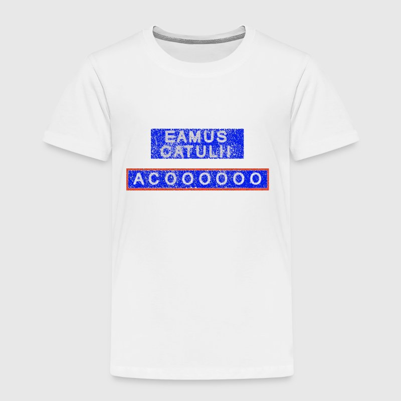 Eamus Catuli Chicago Wrigleyville - Toddler Premium T-Shirt