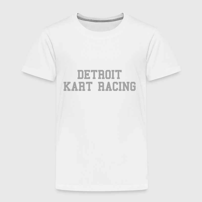 Detroit Kart Racing - Toddler Premium T-Shirt