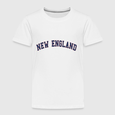Classic New England Football - Toddler Premium T-Shirt