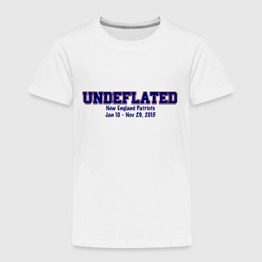New England Undeflated - Toddler Premium T-Shirt