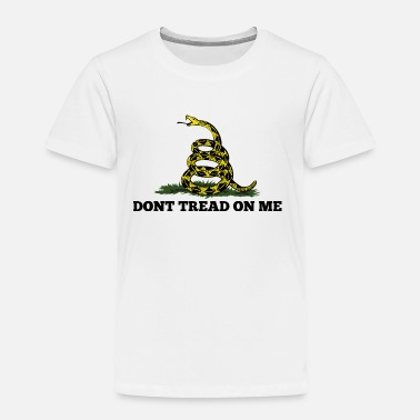 Dont Tread On Me GADSDEN DONT TREAD ON ME - Toddler Premium T-Shirt