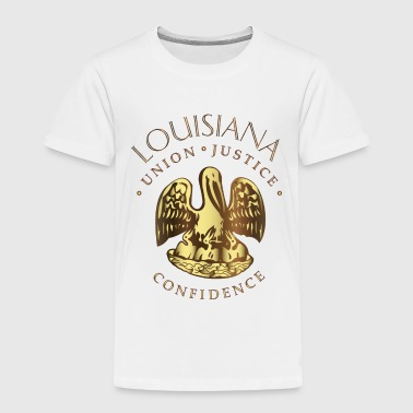 Louisiana - Toddler Premium T-Shirt