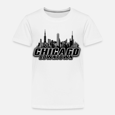 Chicago Windy City chicago_02 - Toddler Premium T-Shirt