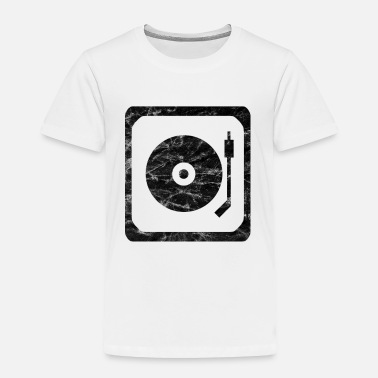 Turntable Turntables - Toddler Premium T-Shirt