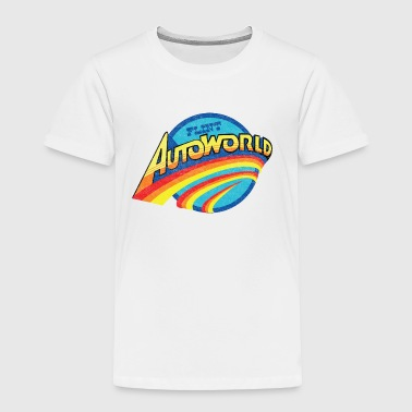 Autoworld Classic Vintage Flint Autoworld - Toddler Premium T-Shirt