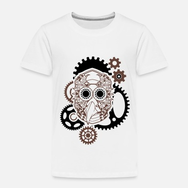 Mask Steampunk mask - Toddler Premium T-Shirt