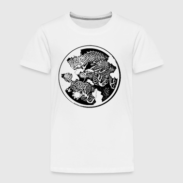 Japan traditional dragon - Toddler Premium T-Shirt