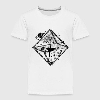 A surrealistic object  - Toddler Premium T-Shirt