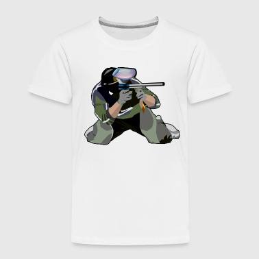 Paintball - Toddler Premium T-Shirt