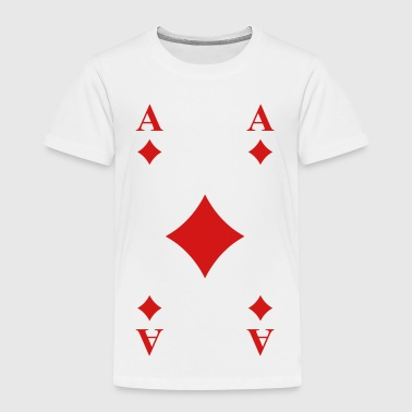 Ace of Diamonds - Toddler Premium T-Shirt