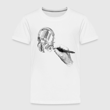 Artist - Toddler Premium T-Shirt