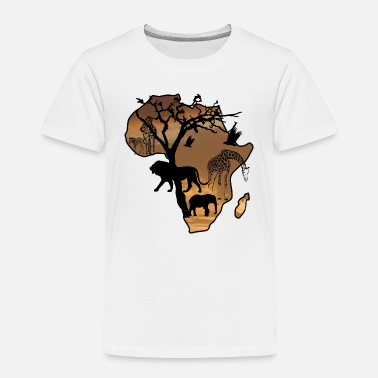 Safari Safari African Jungle Wild Animals t-shirts - Toddler Premium T-Shirt