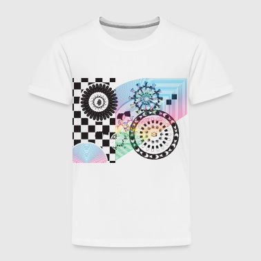 Psychedelic #4 Drugs - Toddler Premium T-Shirt