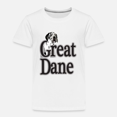 Great Dane Great Dane - Toddler Premium T-Shirt