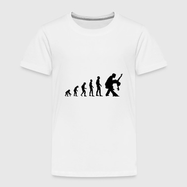Waltz Evolution Dancing - Toddler Premium T-Shirt