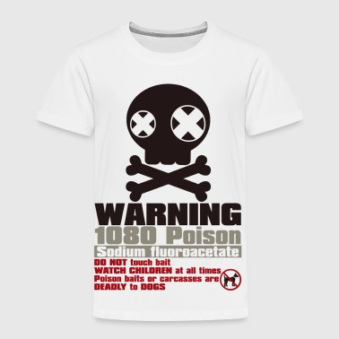 WARNING - Toddler Premium T-Shirt