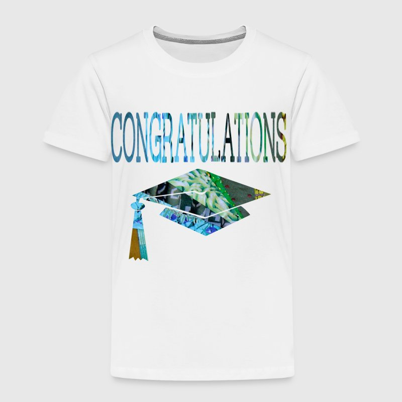 CONGRATULATIONS GRADUATE - Toddler Premium T-Shirt