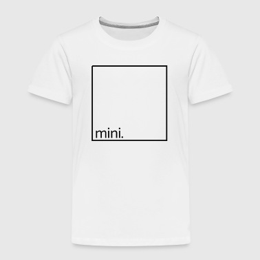 Mini Kombini Kid - Toddler Premium T-Shirt