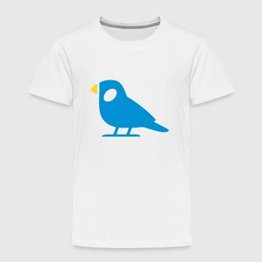 Finch Bird - Toddler Premium T-Shirt