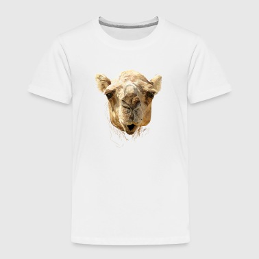 Camel - Toddler Premium T-Shirt